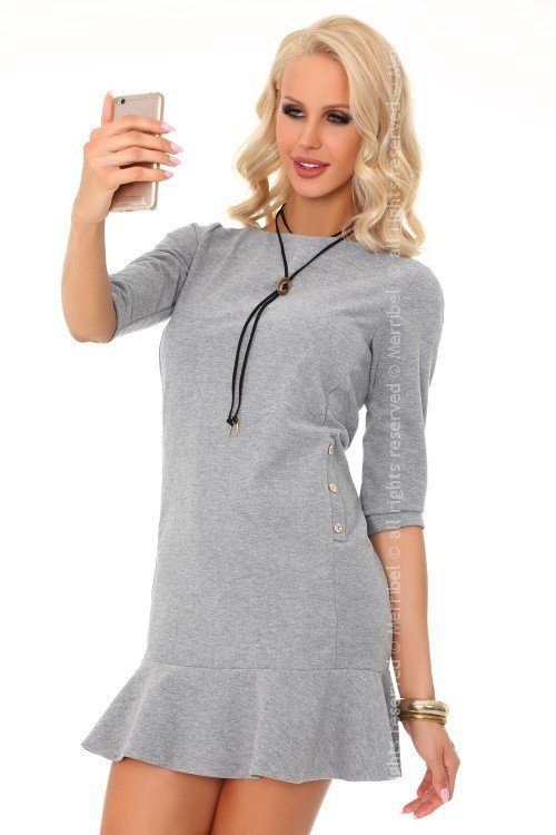Marima Grey 85234 sukienka