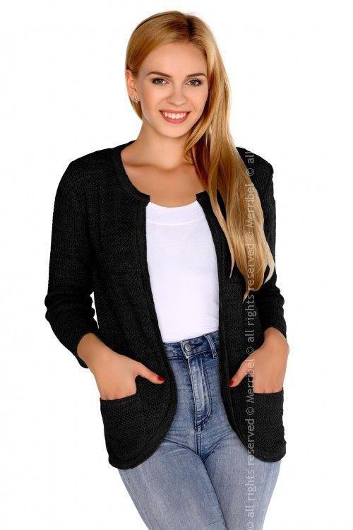 Hetiena Black sweter