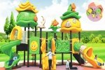 Plac zabaw Bajkowy 09