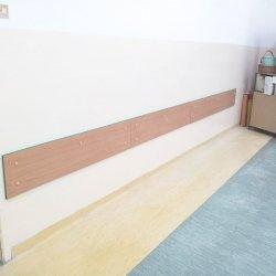 Odbojnica na ścianę 1300 x 300 mm