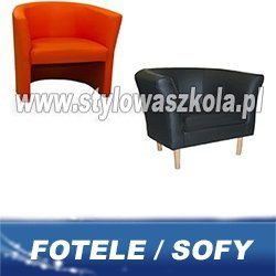 FOTELE/SOFY