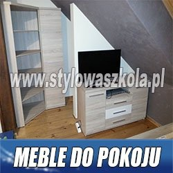 MEBLE DO POKOJU
