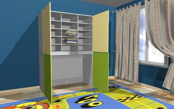 szafa na pościel i leżaki, szafa na leżaki, szafa na pościel, szafa przedszkolna, szafka na leżaki, szafka na pościel