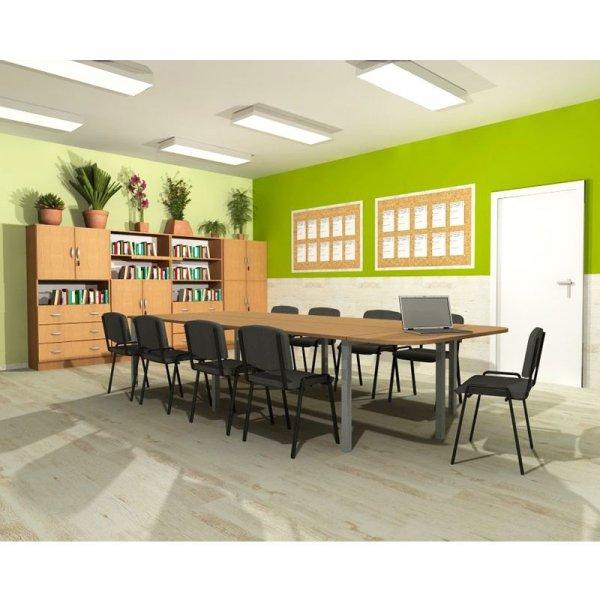 pokój nauczycielski, meble do pokoju nauczycielskiego, zestaw szafek do pokoju nauczycielskiego, zestaw mebli do pokoju nauczycielskiego