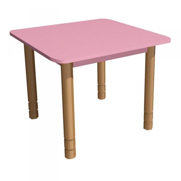 stolik przedszkolny drewniany, stolik do przedszkola kwadratowy, stolik przedszkolny kolorowy, stolik przedszkolny, stół do przedszkola, stoliki przedszkolne regulowane, stoły do  przedszkola