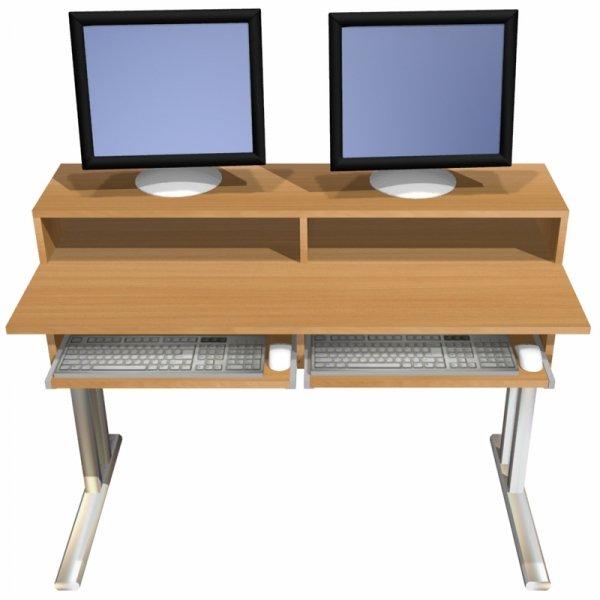 biurko komputerowe 2-osobowe, biurko do pracowni komputerowej ,biurko do sali komputerowej, stoły komputerowe, stoliki komputerowe, stoły do pracowni komputerowej, stół komputerowy