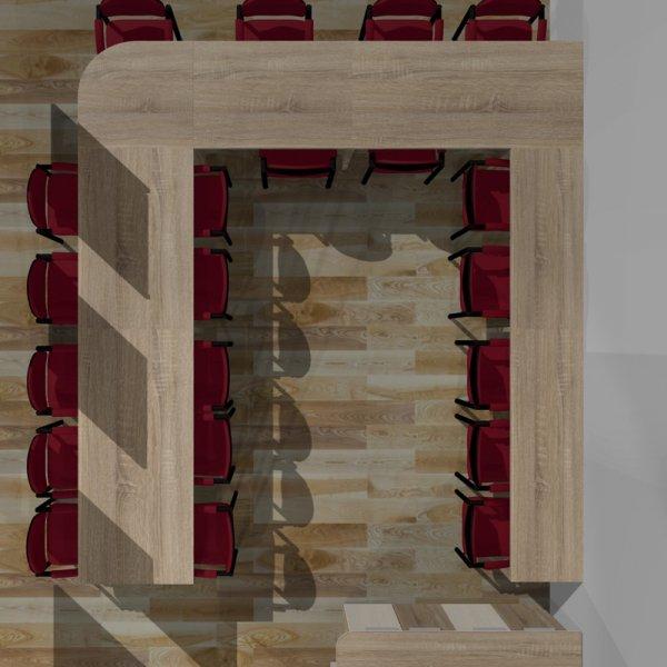 stół konferencyjny do pokoju nauczycielskiego 1, stół konferencyjny, stół do biura, stół do pokoju, stół