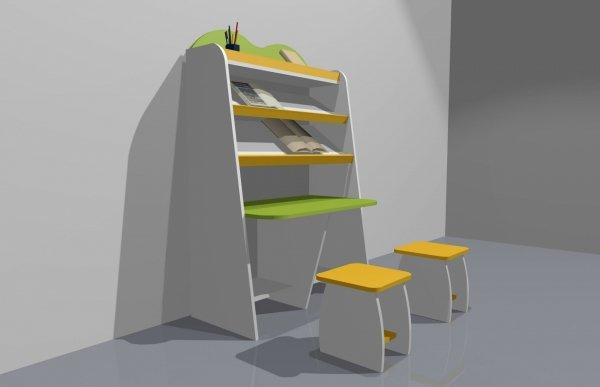 kącik czytelniczy,szafka na książki,biurko na książki,kącik książka