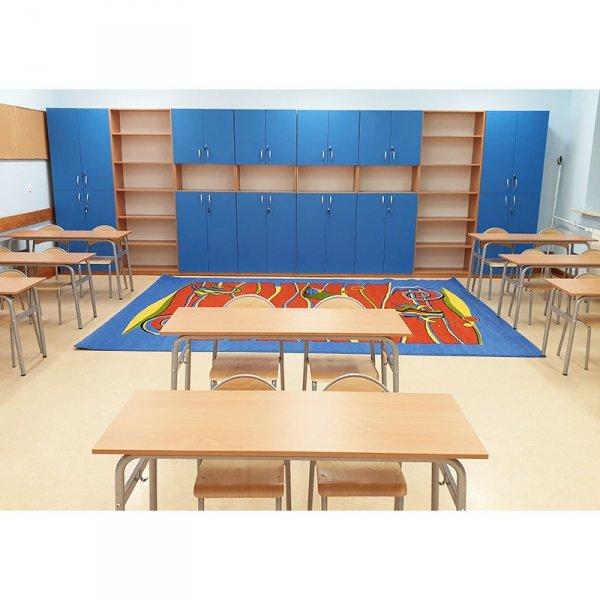 zestaw szafek szkolnych, szafki szkolne, szafki do szkoły, regał szkolny, regał do szkoły, meble szkolne,meble z certyfikatem meble do szkół, producenci mebli szkolnych, meble do szkół, meble