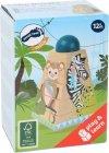 SMALL FOOT Cube Puzzle Tower Jungle - obracające puzzle w kształcie wieży (dżungla)
