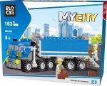 Klocki Blocki MyCity Ciężarówka 163 el.