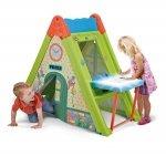 FEBER Namiot Domek Interaktwny Domek 4w1 Zielony