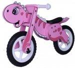 Rowerek Biegowy Dino Pink (1573, Milly Mally)
