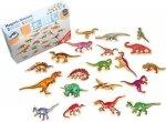 SMALL FOOT Magnesy na lodówkę - Dinozaury