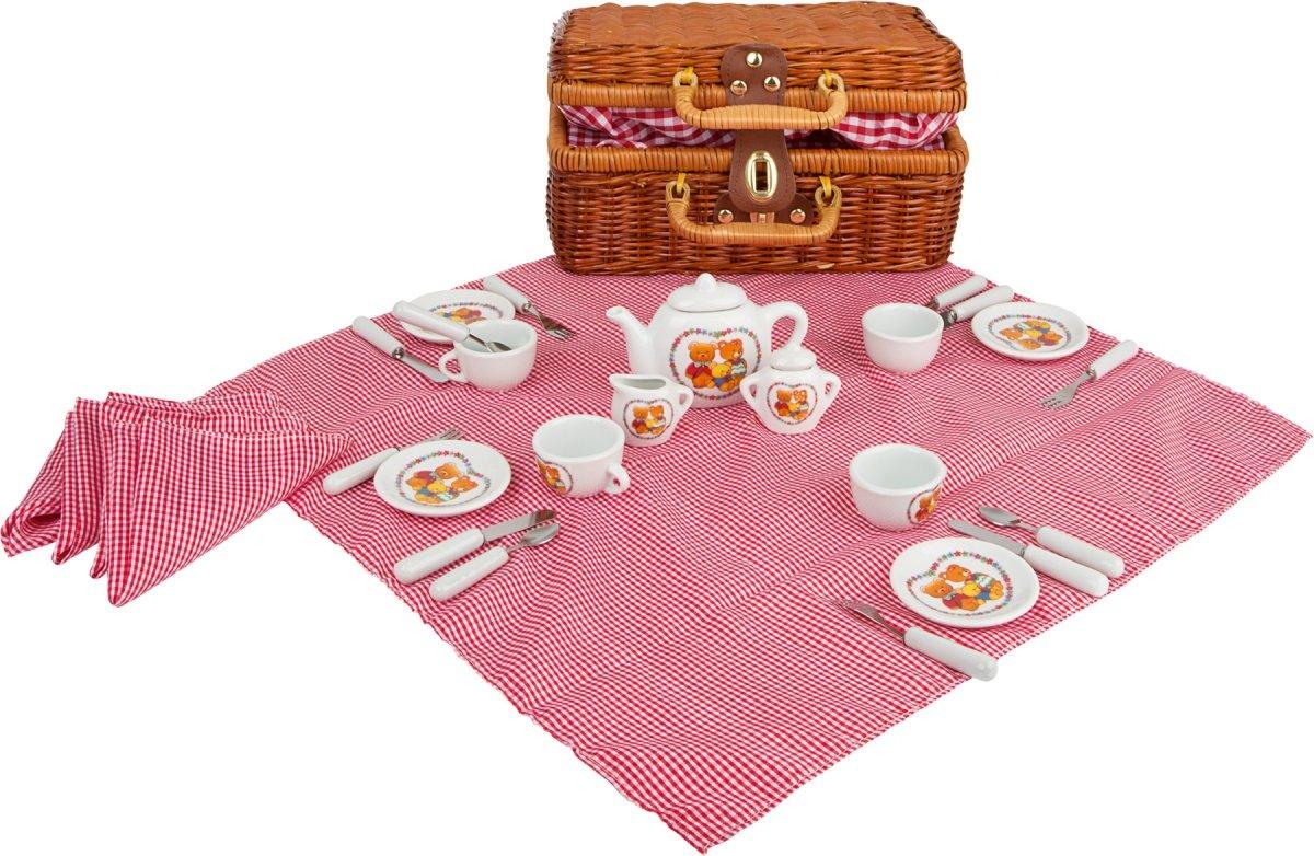 Small Foot Sniadaniowy Kosz Piknikowy Zabawka Dla Dziecka