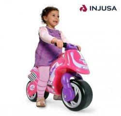 INJUSA Motocykl Biegowy Neox Girl