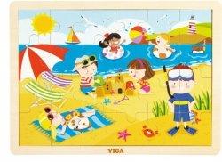 Viga 51270 Puzzle cztery pory roku - lato