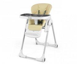 Krzesełko do karmienia Milano Beige