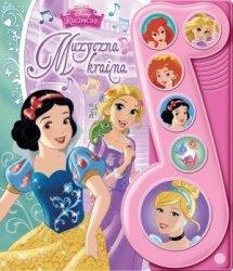 Disney Księżniczka. Muzyczna kraina