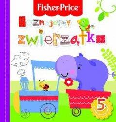 Fisher Price Poznajemy zwierzątka