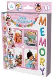 Memory 1. Mała dziewczynka