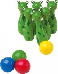 SMALL FOOT Skittles Frog - kręgle (żabki)