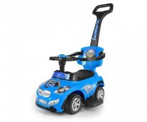Milly Mally Jeździk 3w1 Pojazd Happy Blue (0264, Milly Mally)
