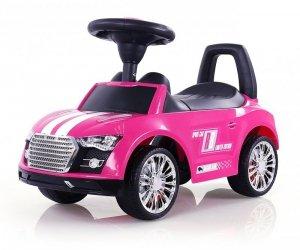 Milly Mally Pojazd Racer Pink (0979, Milly Mally)