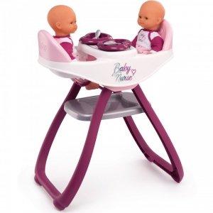 Smoby Krzesełko Do Karmienia Dla Lalek Baby Nurse