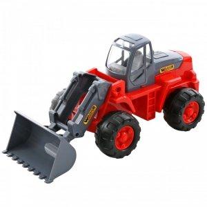 Traktor koparka ładowarka Wader QT