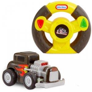 Little Tikes Szary Samochód RC Zdalnie Sterowany