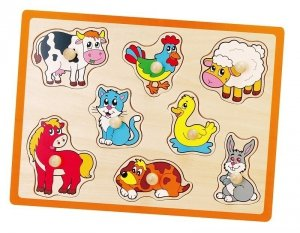 Viga 50017 Puzzle - farma