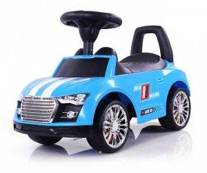 Pojazd Racer Blue
