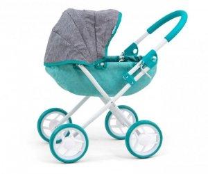 Wózek dla lalek Dori Prestige Mint