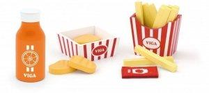 Viga 51603 Zestaw Fast Food