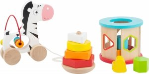 SMALL FOOT Motor Skills Toy Set - zestaw zabawek motorycznych