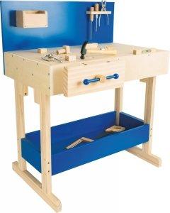 SMALL FOOT - Stół warsztatowy z profesjonalnymi narzędziami