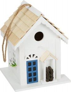 SMALL FOOT Drewniany domek dla Ptaków, karmnik
