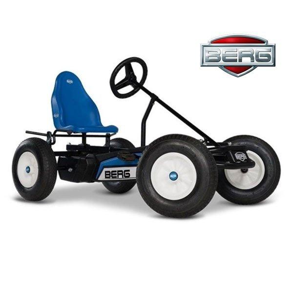 BERG Gokart Na Pedały Basic BFR Niebieski (Z2)