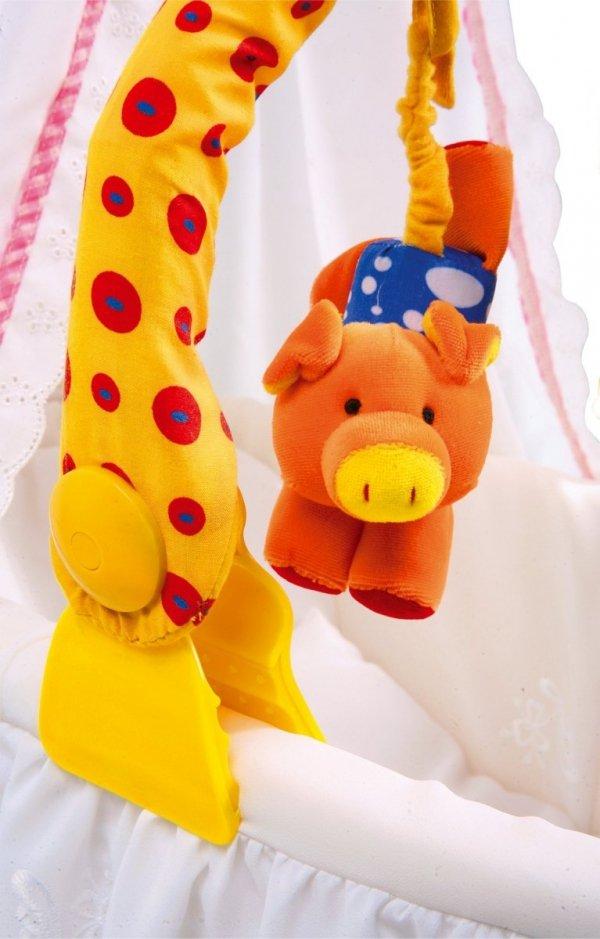 """SMALL FOOT Play arch """"Flying Animals"""" - Zawieszka na łóżeczko lub wózek"""