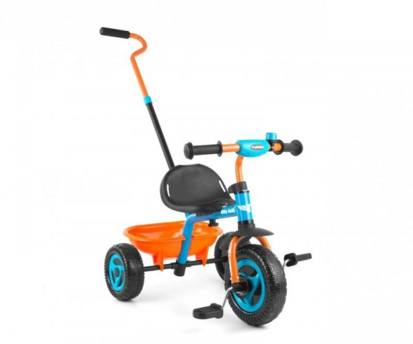 Milly Mally Rowerek Turbo Orange-Turquise (0334, Milly Mally)