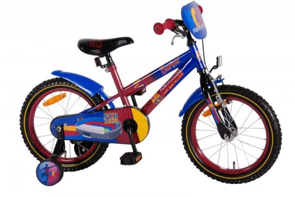 K-41651 Bicycle 16 FC Barcelona