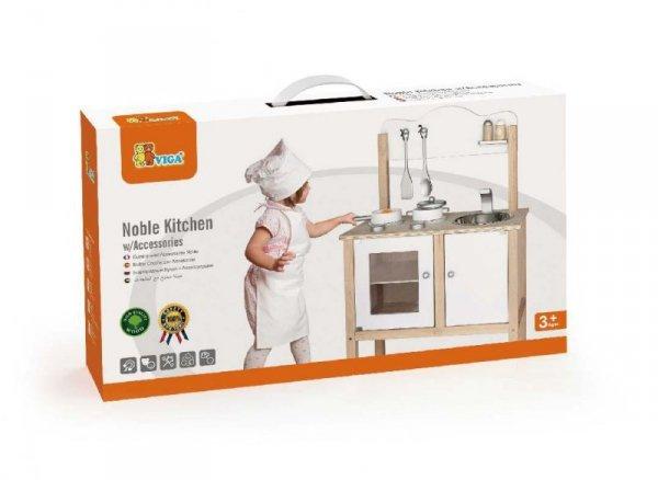 Viga 50223 Kuchnia z akcesoriami biała