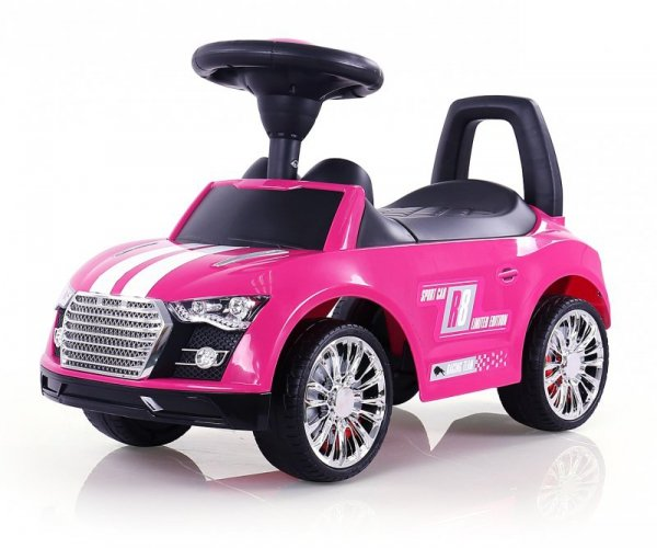 Milly Mally Pojazd Racer Pink (0979, Milly Mally)