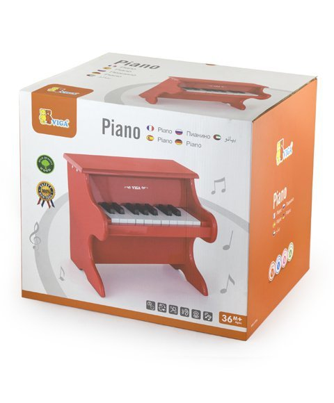 Viga 50693 Drewniane pianinko