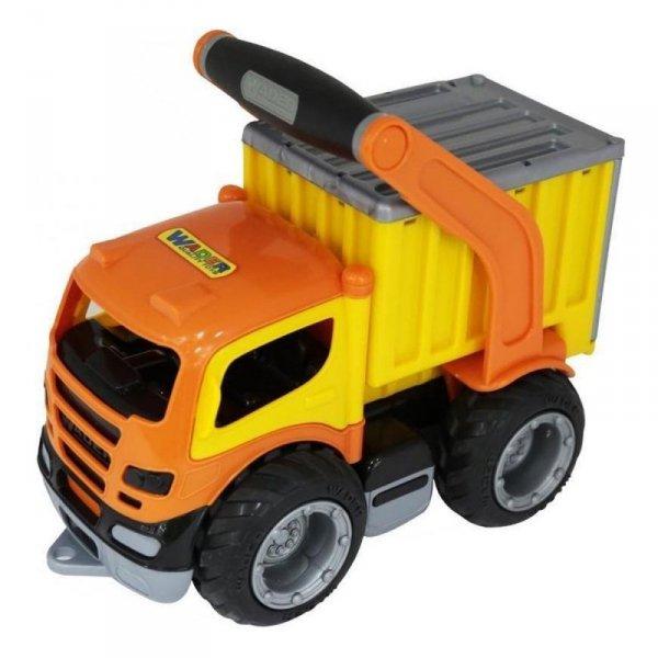 Wader QT Ciężarówka do przewozu kontenerów GripTruck