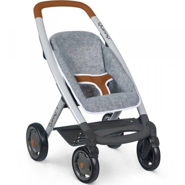 Smoby Maxi Cosi Wózek 3 w 1 Filcowy