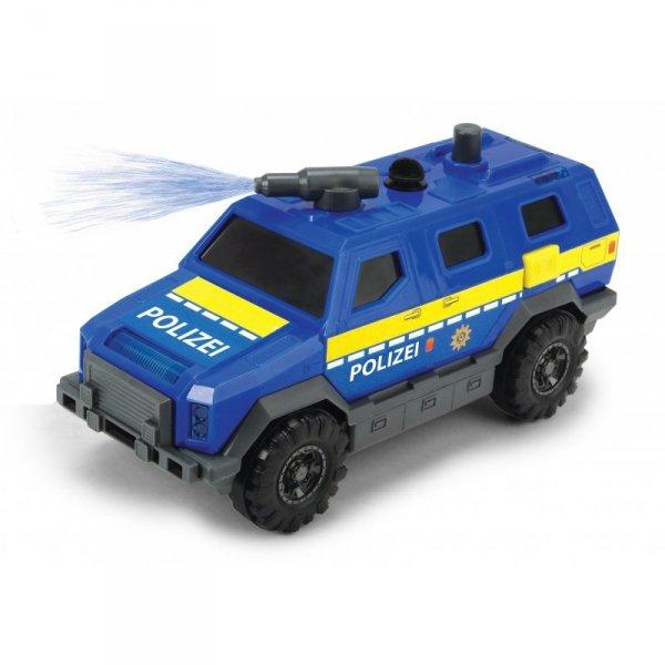 Dickie SOS  Kwatera główna Policji  zestaw Helikopter + Policyjny lizak gratis!