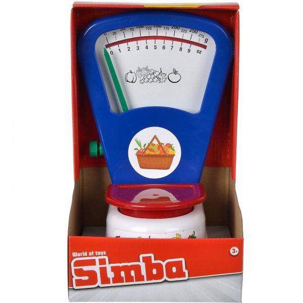 Waga Sklepowa dla dzieci Simba + Akcesoria