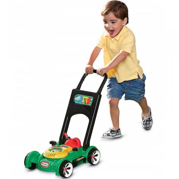 Little Tikes Kosiarka dla dzieci z dźwiękiem chodzik pchacz